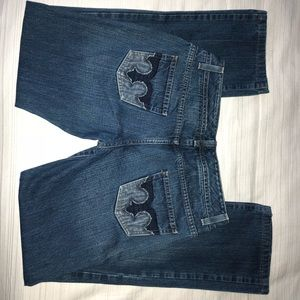 Sisley mid rise jeans
